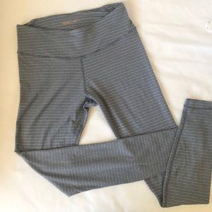 Awesome grey yoga pants!